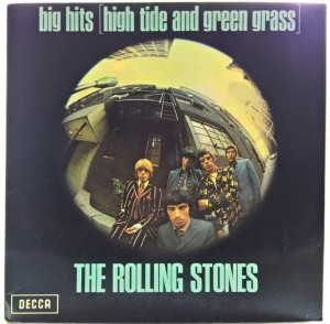 Rolling Stones - Big Hits (High Tide And Green Grass) 1966 GER