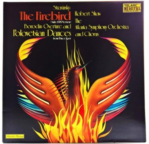 Stravinsky / Borodin - Robert Shaw - The Firebird / Overture And Polovetsian Dances From Prince Igor