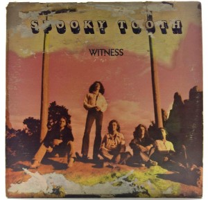Spooky Tooth - Witness 1973 US