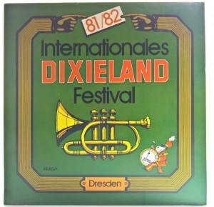 Internationales Dixieland-Festival Dresden 81/82