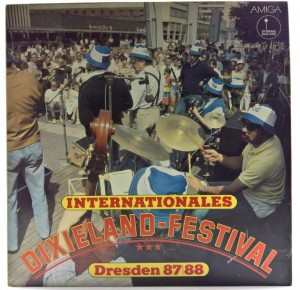 Internationales Dixieland Festival Dresden '87/'88