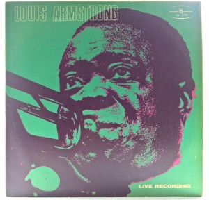 Louis Armstrong - Live Recording