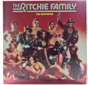 Ritchie Family - Bad Reputation 1979 US