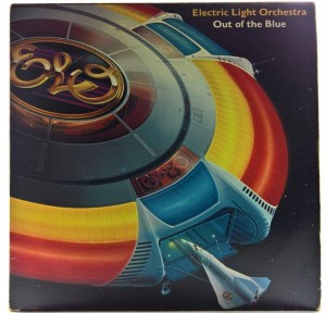 Electric Light Orchestra (ELO) - Out Of The Blue 1977 US