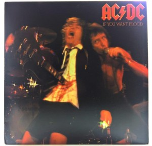 AC/DC - If You Want Blood You've Got It 1978 US