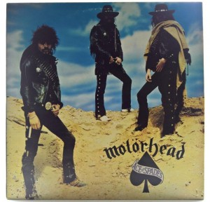 Motorhead - Ace Of Spades 1980 SWEDEN