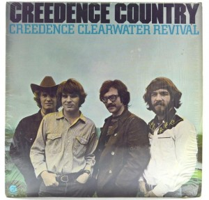 Creedence Clearwater Revival - Creedence Country 1981 CANADA