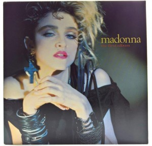 Madonna - The First Album 1985 GER