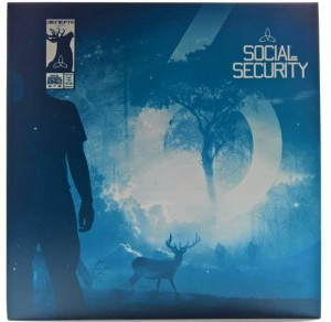 Social Security - Ectoplasm / Burn Out