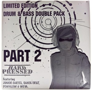 Hard Pressed Part 2 Limited Ed.