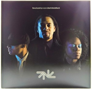 Roni Size Reprazent - Don't Hold Back