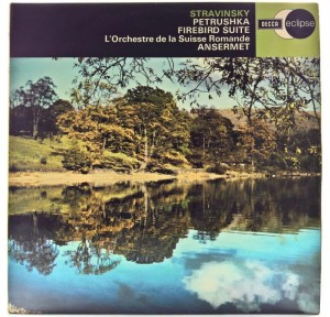 Stravinsky - Petrushka 1969 UK