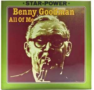 Benny Goodman - All Of Me