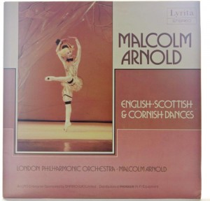 Malcolm Arnold, London Philharmonic Orchestra - English, Scottish & Cornish Dances