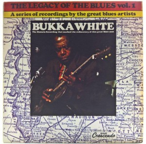 Bukka White - The Legacy Of The Blues Vol.1