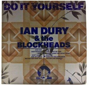 Ian Dury & The Blockheads - Do It Yourself + Single 7""