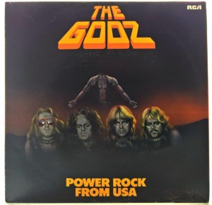 Godz - The Godz Power Rock