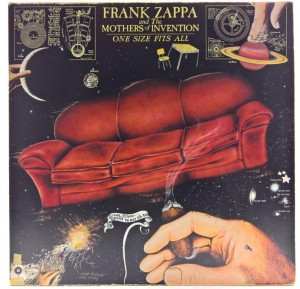 Frank Zappa And The Mothers Of Invention - One Size Fits All 1975 GER