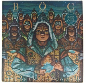 Blue Oyster Cult - Fire Of Unknown Origin 1981 UK