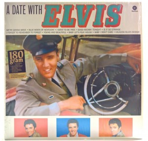 Elvis Presley - A Date With Elvis 2013 Limited Edition