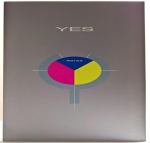 Yes - 90125 1983 GER