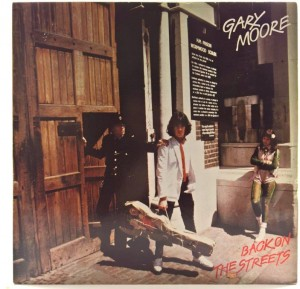 Gary Moore - Back On The Streets 1985