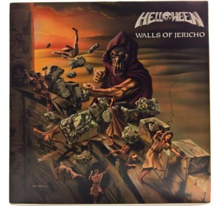Helloween - Walls Of Jericho 1985 GER 1 PRESS