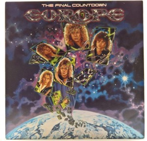 Europe - The Final Countdown 1990 HOL