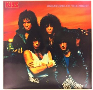 Kiss - Creatures Of The Night 1985 HOL
