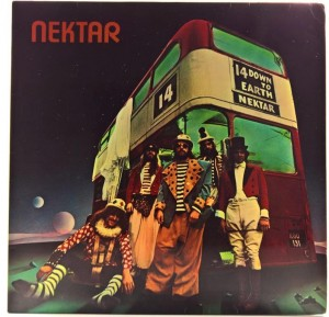 Nektar - Down To Earth 1974 GER QUADRO