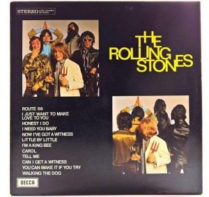 Rolling Stones - The Rolling Stones 1969 HOL