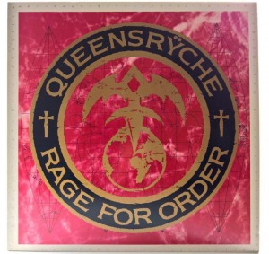 Queensryche - Rage For Order 1986 HOL