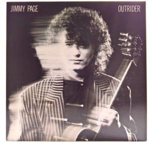 Jimmy Page - Outrider 1988