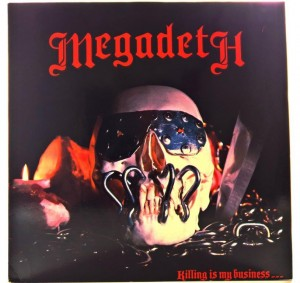 Megadeth - Killing Is My Business... 1985 HOL 1 PRESS