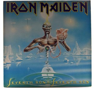 Iron Maiden - Seventh Son Of A Seventh Son 1988 HOL