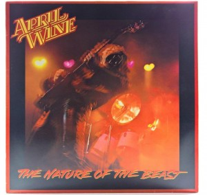 April Wine - The Nature Of The Beast 1981 HOL 1 PRESS