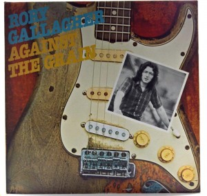 Rory Gallagher - Against The Grain 1975 GER 1 PRESS
