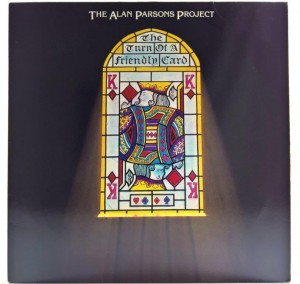 Alan Parsons Project - The Turn Of A Friendly Card 1980 HOL