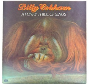 Billy Cobham - A Funky Thide Of Sings 1975 GER