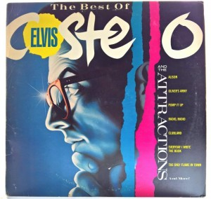 Elvis Costello - The Best Of Elvis Costello And The Attractions 1985 US