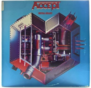 Accept - Metal Heart 1985 US