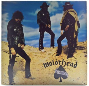 Motorhead - Ace Of Spades 1980 GER