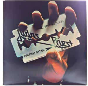 Judas Priest - British Steel 1980 UK