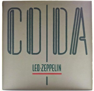 Led Zeppelin - Coda 1982 UK 1 PRESS