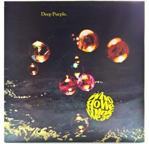 Deep Purple - Who Do We Think We Are 1987 UK
