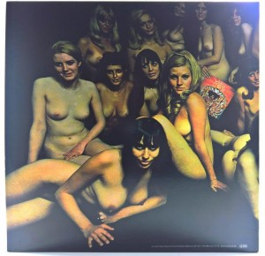 Jimi Hendrix Experience - Electric Ladyland GER 1970'