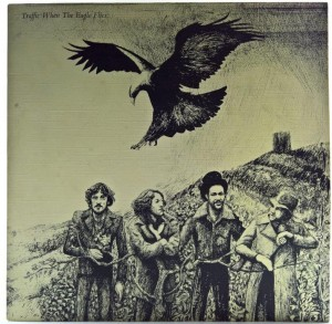 Traffic - When The Eagle Flies 1977 GER