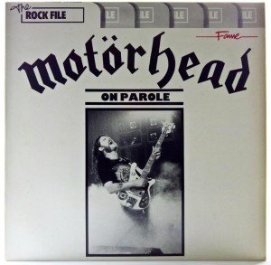 Motorhead - On Parole 1980' GER