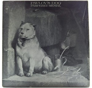 Pavlov's Dog - Pampered Menial 1975 UK