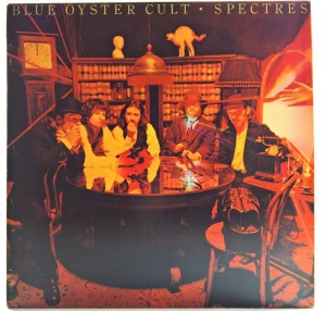 Blue Oyster Cult - Spectres 1977 HOL